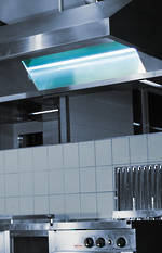 UV KITCHEN EXTRACTION HOODS